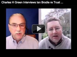 Charlie Green and Ian Brodie