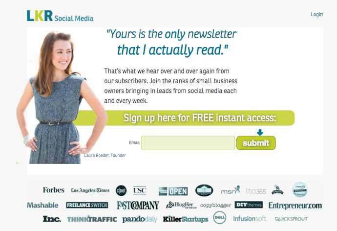 Laura Roeder's Website