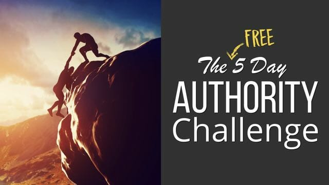 5 Day Authority Challenge